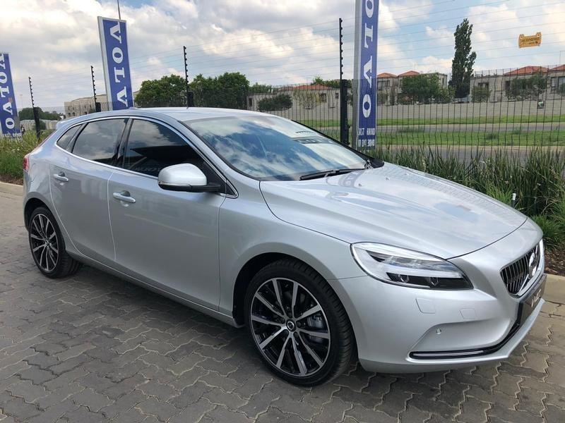 2020 Volvo V40 D3 Inscription Geartronic Gauteng Johannesburg_0