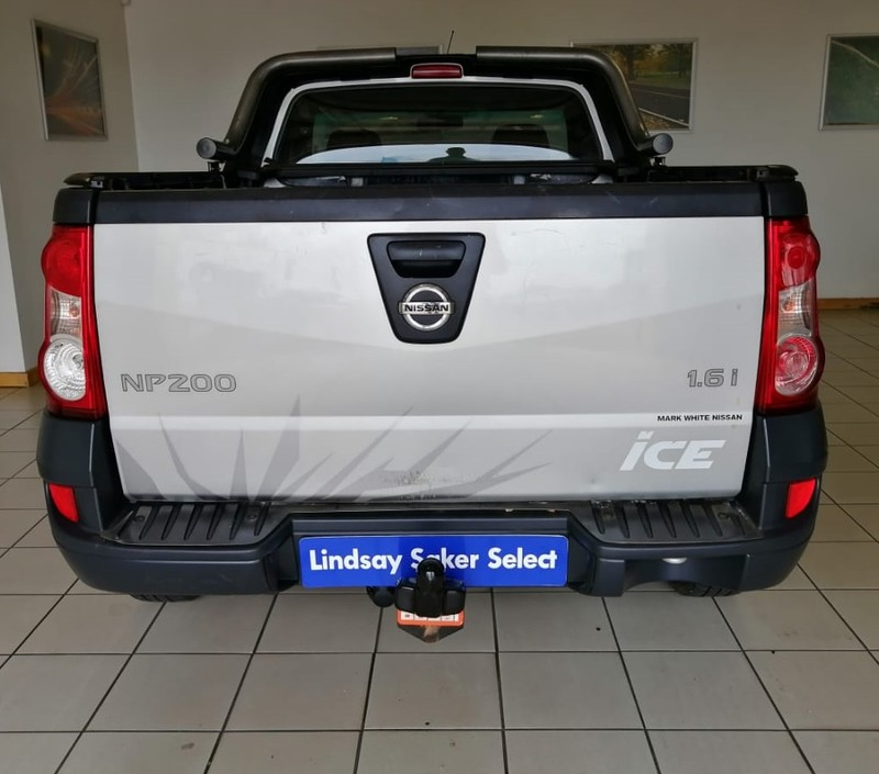 Cars Bakkies For Sale: Used Nissan NP200 1.6 ICE Single Cab Bakkie For Sale In