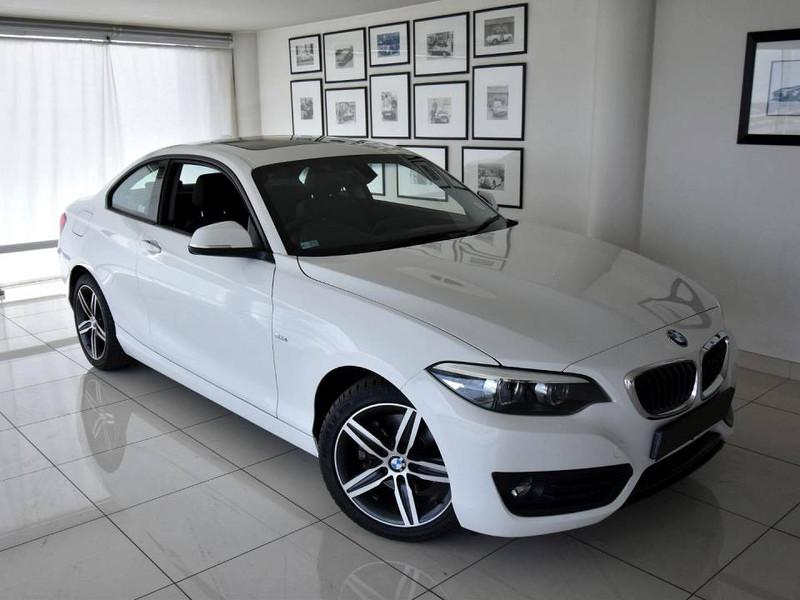 2018 BMW 2 Series 220i Sport Line Auto Gauteng Centurion_0