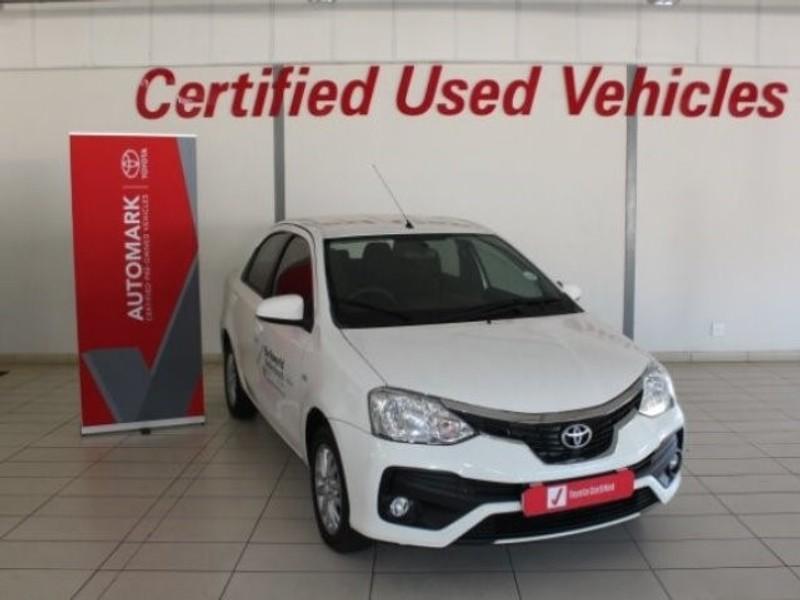 2019 Toyota Etios 1.5 Xs  Western Cape Stellenbosch_0