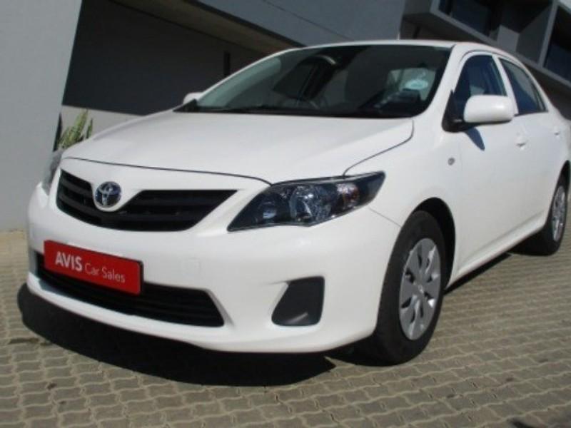 2019 Toyota Corolla Quest Quest 1.6 Mpumalanga Nelspruit_0