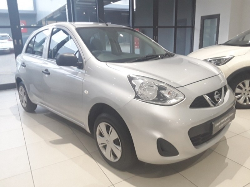 2018 Nissan Micra 1.2 Active Visia Free State Bloemfontein_0