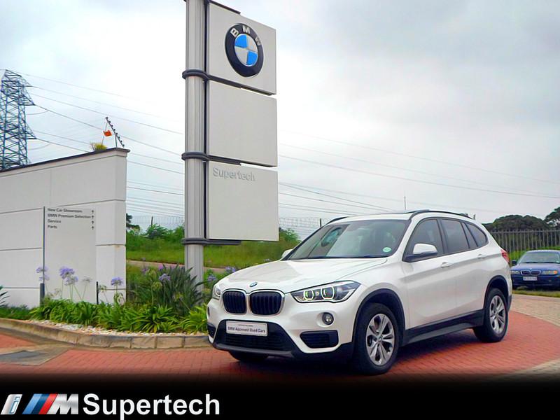 2018 BMW X1 sDRIVE20d Auto F48 Kwazulu Natal Durban_0