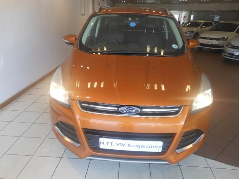 2015 Ford Kuga 1.5 Ecoboost Trend Auto Gauteng Krugersdorp_0