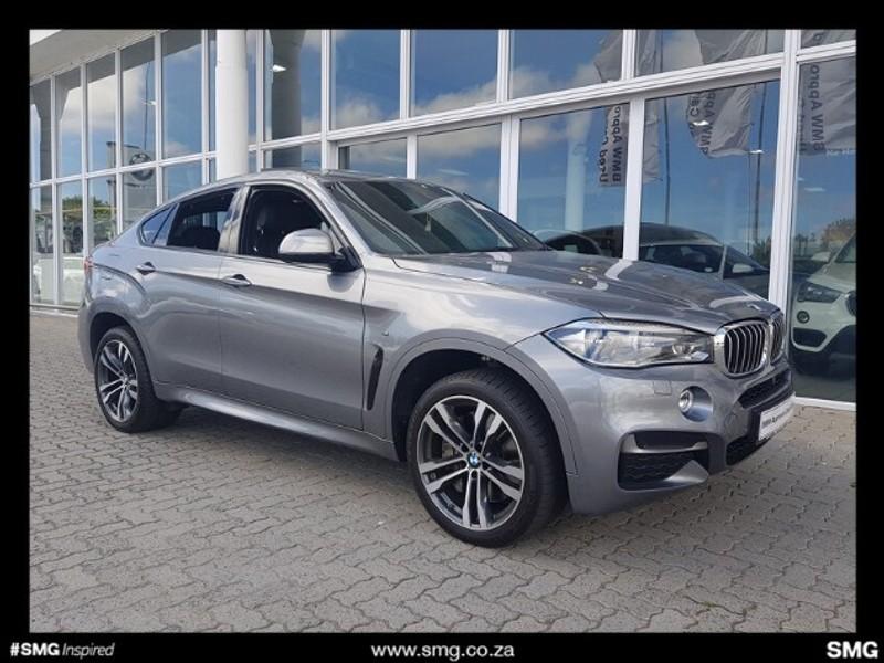 2017 BMW X6 X6 M50d Western Cape Tygervalley_0