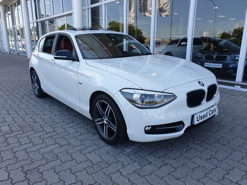 2014 BMW 1 Series 118i Sport Line 5dr At f20  Western Cape Tygervalley_0