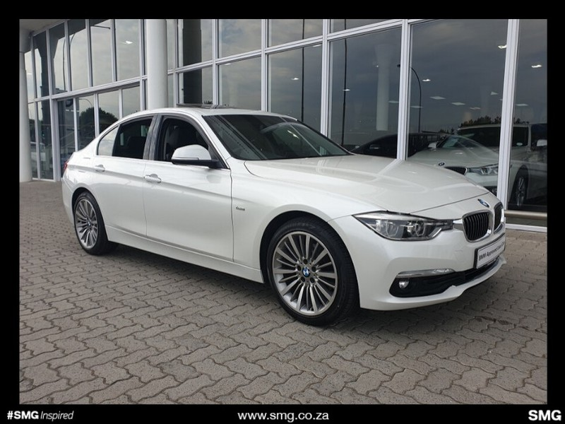 2018 BMW 3 Series 320D Luxury Line Auto Western Cape Tygervalley_0