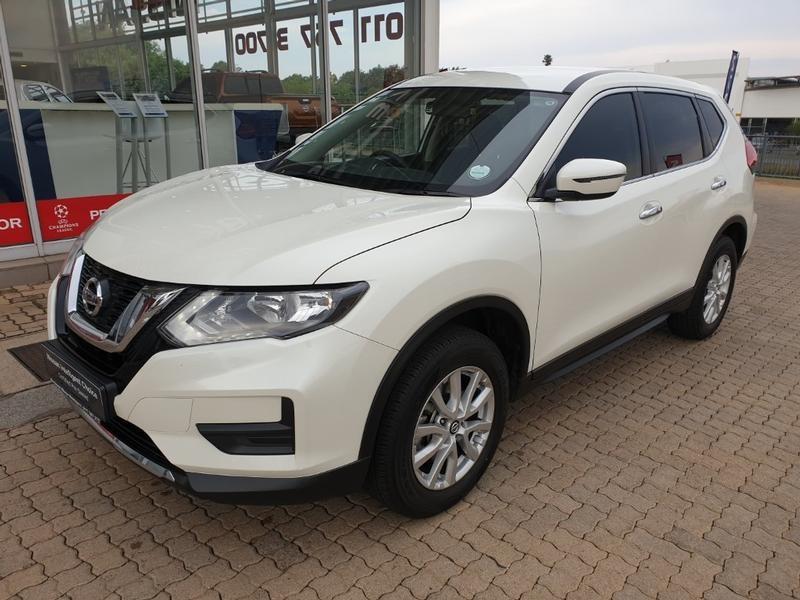 2020 Nissan X-Trail 2.0 Visia Gauteng Roodepoort_0