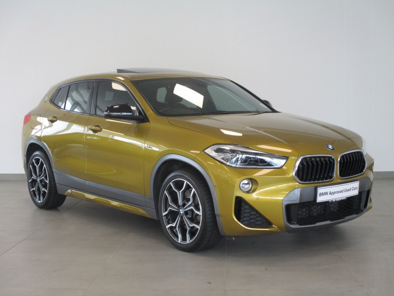 2018 BMW X2 sDRIVE20i M Sport X Auto F39 Kwazulu Natal Pinetown_0
