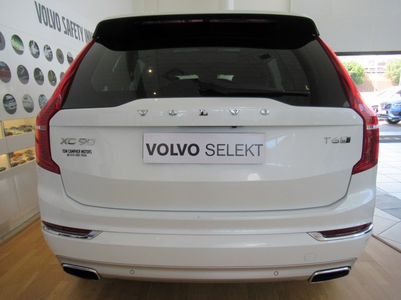 used volvo xc90 t6 inscription awd for sale in gauteng