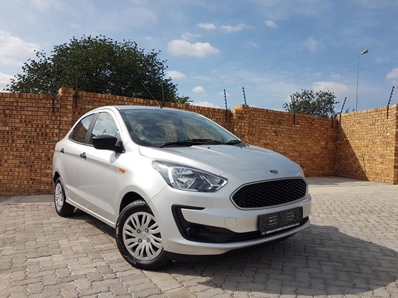2019 Ford Figo 1.5Ti VCT Ambiente North West Province Rustenburg_0