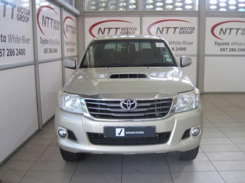 2014 Toyota Hilux 2.5 D-4d Vnt 106kw Rb Pu Dc  Mpumalanga White River_0