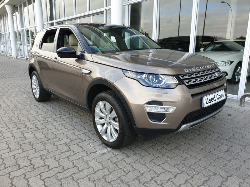 2016 Land Rover Discovery Sport Sport 2.2 SD4 HSE LUX Western Cape Tygervalley_0