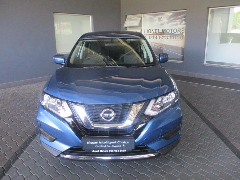 2020 Nissan X-Trail 1.6dCi Visia 7S North West Province Rustenburg_0