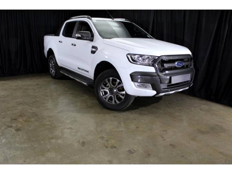 2018 Ford Ranger 3.2TDCi WILDTRAK Auto Double Cab Bakkie Gauteng Centurion_0