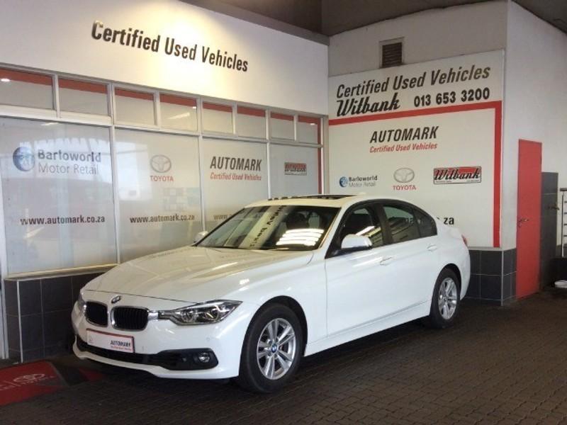 2019 BMW 3 Series 318i Auto Mpumalanga Witbank_0