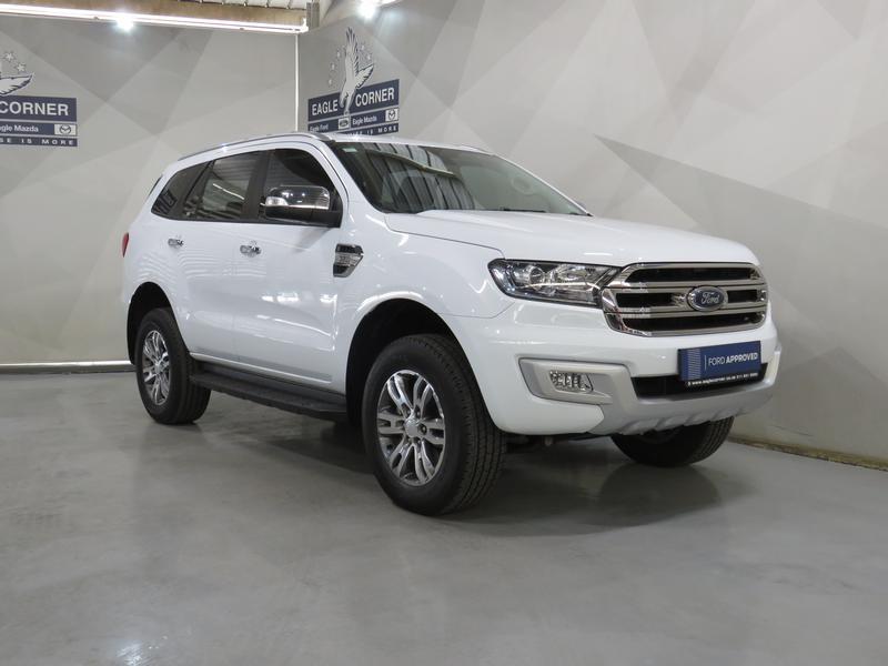 2019 Ford Everest 3.2 TDCi XLT 4X4 Auto Gauteng Sandton_0