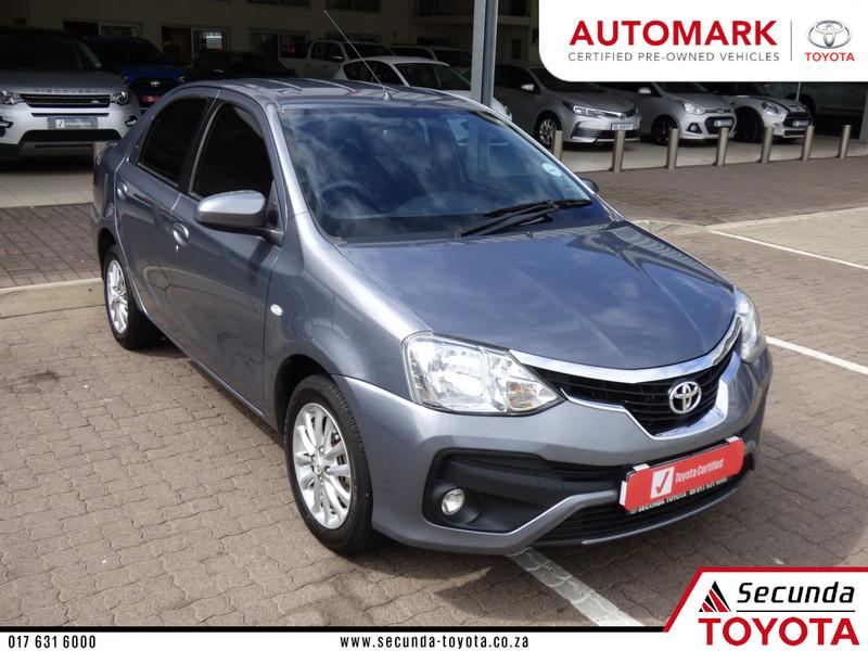 2019 Toyota Etios 1.5 Xs  Mpumalanga Secunda_0
