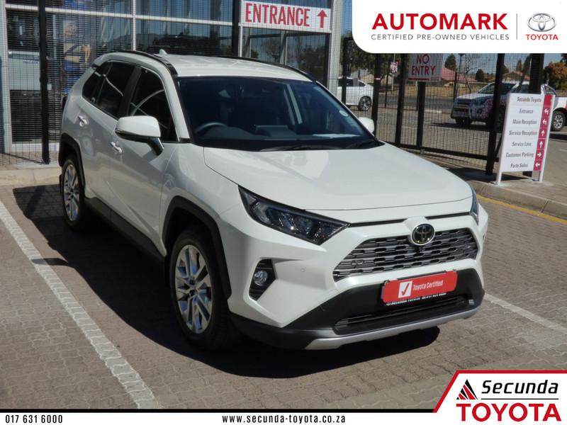 2020 Toyota Rav 4 2.0 VX CVT Mpumalanga Secunda_0