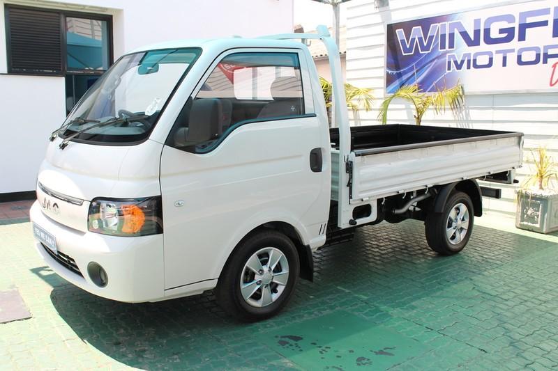 2020 JAC X200 S 2.8 TD 1.5TON SC DS Western Cape Cape Town_0