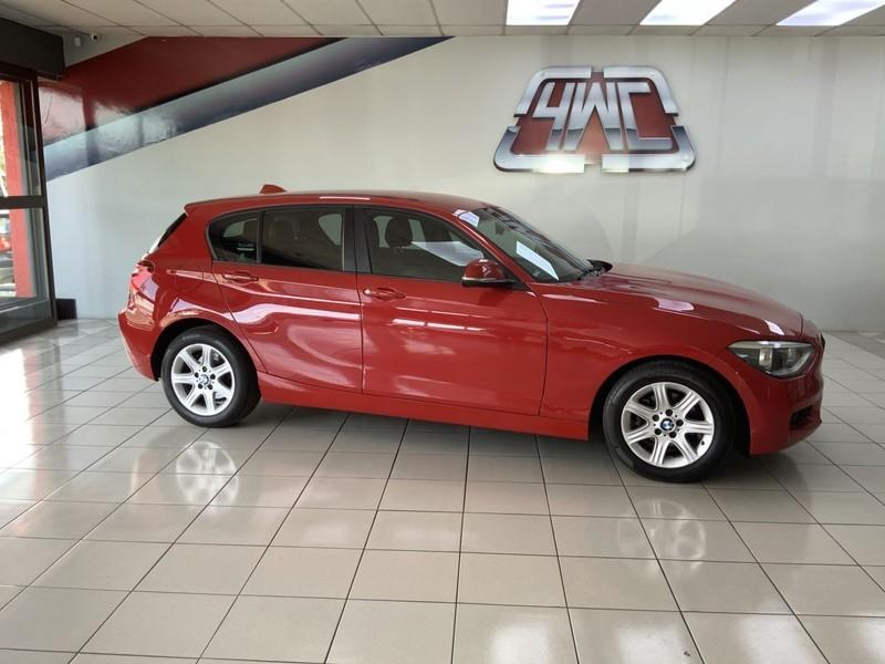 2014 BMW 1 Series 116i 5dr At f20  Mpumalanga Middelburg_0