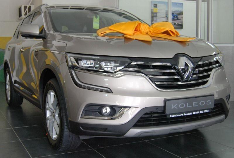 2020 Renault Koleos 2.5 Dynamique CVT Western Cape Oudtshoorn_0