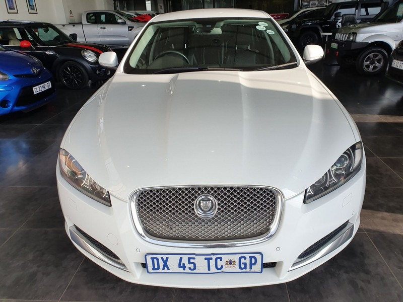 2014 Jaguar XF 3.0 V6 Premium Luxury  Gauteng Vereeniging_0