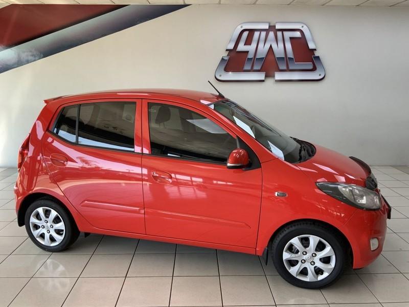 2013 Hyundai i10 1.25 Gls  Mpumalanga Middelburg_0