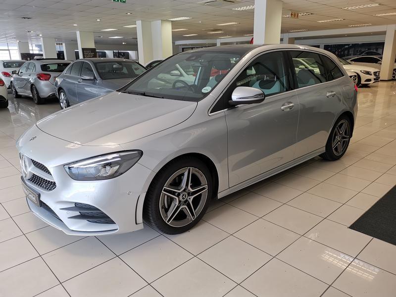 2019 Mercedes-Benz B-Class B200d Auto W247 Western Cape Cape Town_0