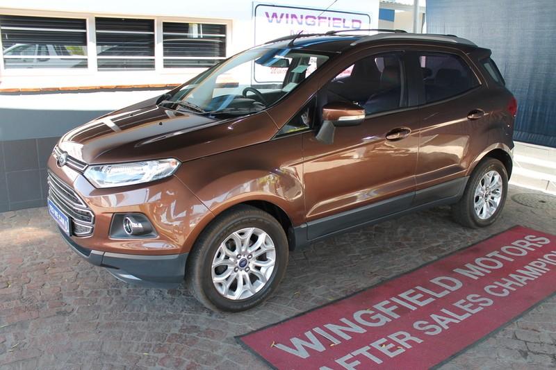 2015 Ford EcoSport 1.5TiVCT Titanium Auto Western Cape Kuils River_0