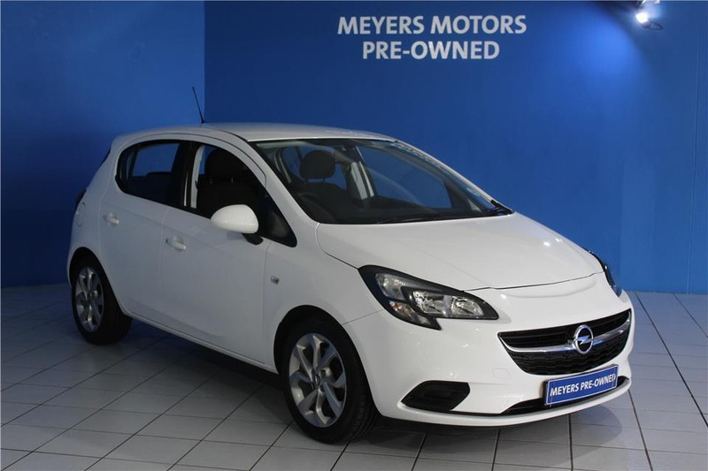 2018 Opel Corsa 1.0T Enjoy 5-Door Eastern Cape East London_0