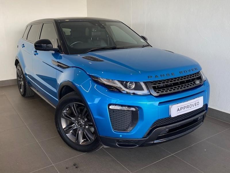 2018 Land Rover Evoque 2.0D SE Dynamic Landmark ED Gauteng Johannesburg_0