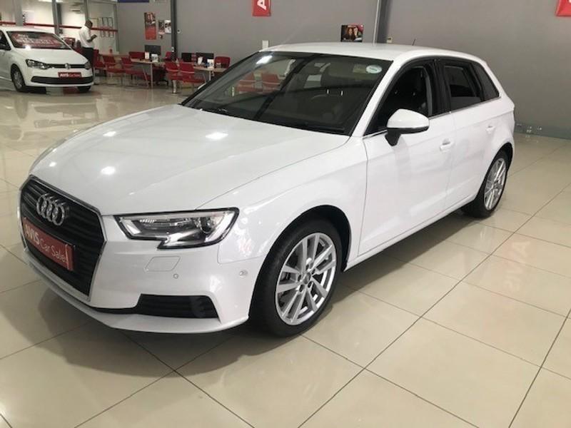 2019 Audi A3 SPORTBACK 2.0 TFSI STRONIC Kwazulu Natal Durban_0