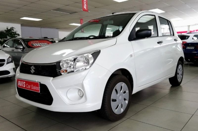 2018 Suzuki Celerio 1.0 GA Western Cape Strand_0