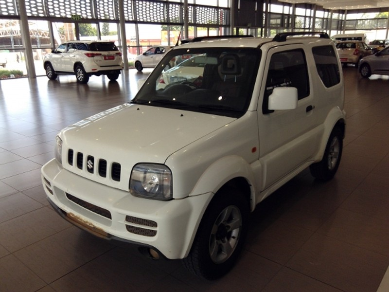 2012 Suzuki Jimny 1.3  Limpopo Mokopane_0