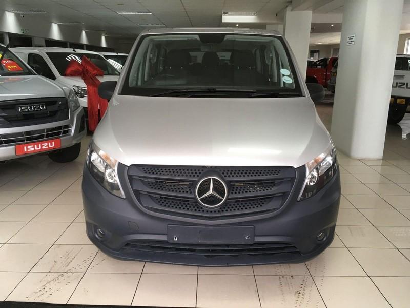 2018 Mercedes-Benz Vito 114 2.2 CDI Tourer Pro Auto 8-Seater Western Cape George_0
