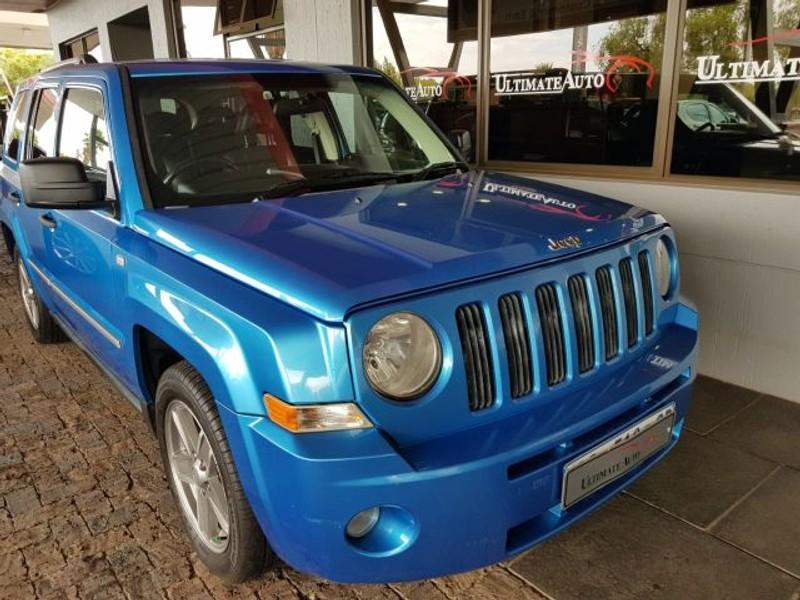 2009 Jeep Patriot 2.4 Limited  Cvt At  Gauteng Vanderbijlpark_0
