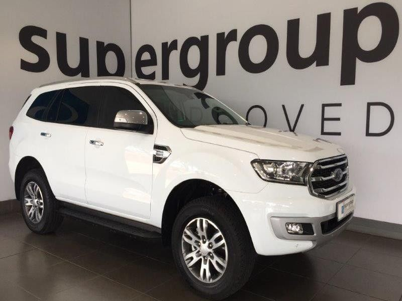2019 Ford Everest 2.0D XLT Auto Gauteng Pretoria_0