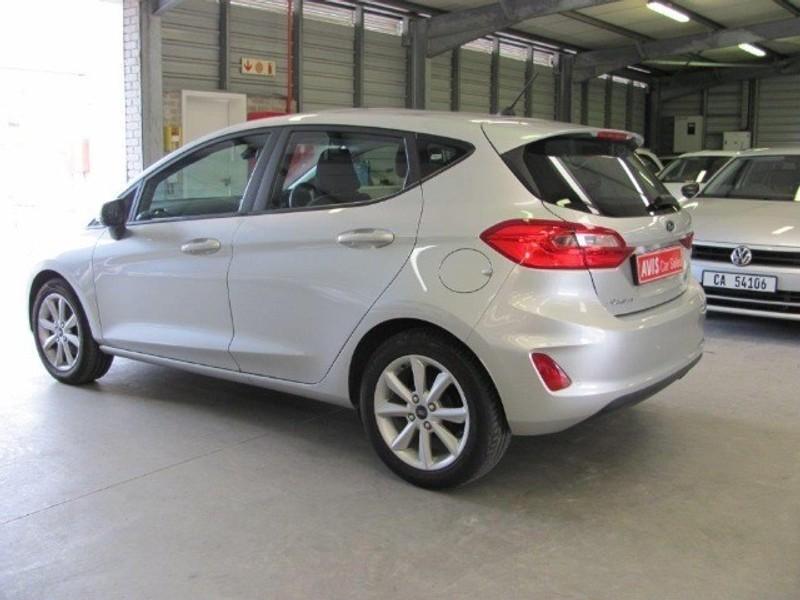 2018 Ford Fiesta 1.0 Ecoboost Trend 5-Door Auto Western Cape Blackheath_0