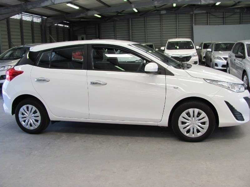 2018 Toyota Yaris 1.5 Xi 5-Door Western Cape Blackheath_0