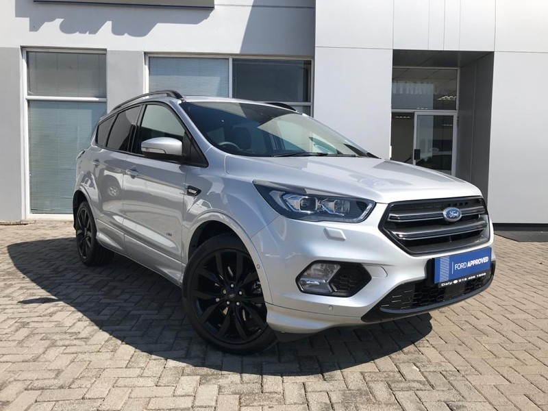 2019 Ford Kuga 2.0 TDCi ST AWD Powershift North West Province Klerksdorp_0