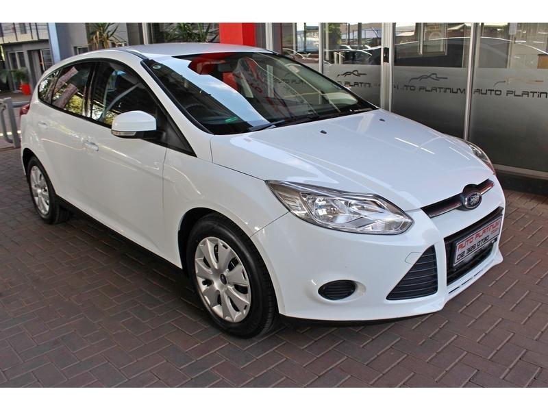 2013 Ford Focus 1.6 Ti Vct Ambiente 5dr  Gauteng Pretoria_0