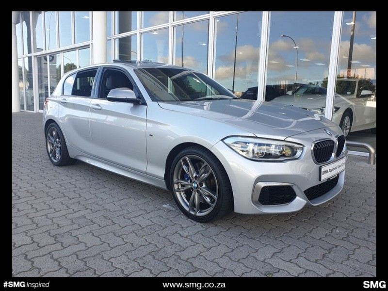 2016 BMW 1 Series M135i 5DR Atf20 Western Cape Tygervalley_0