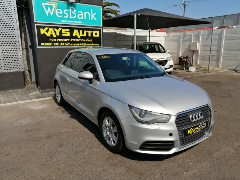 2011 Audi A1 1.2t Fsi Attraction 3dr  Western Cape Athlone_0