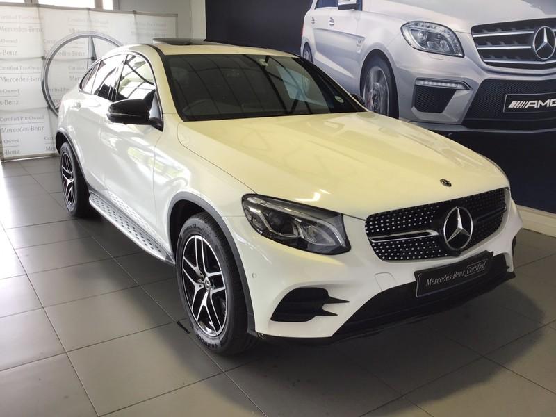 2019 Mercedes-Benz GLC COUPE 250d AMG Gauteng Roodepoort_0