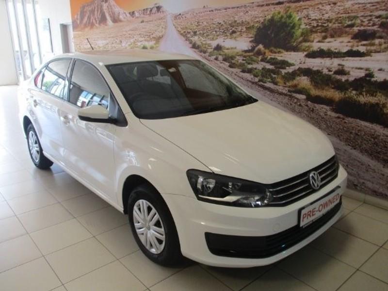 2019 Volkswagen Polo GP 1.4 Trendline Gauteng Magalieskruin_0