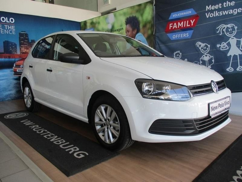 2020 Volkswagen Polo Vivo 1.4 Trendline 5-Door North West Province Rustenburg_0
