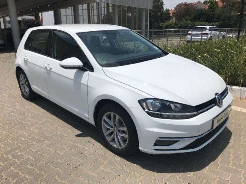 2020 Volkswagen Golf VII 1.4 TSI Comfortline DSG Gauteng Centurion_0