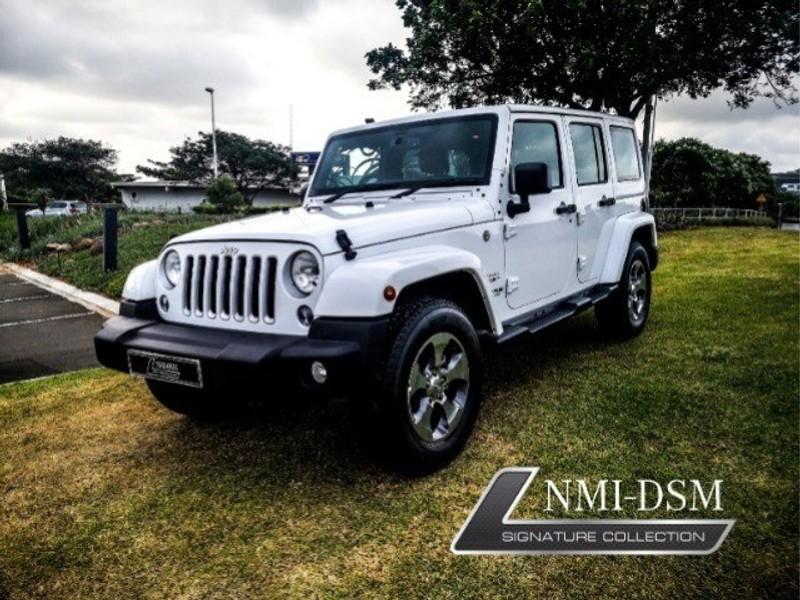 2020 Jeep Wrangler Unlimited 3.6l V6 At  Kwazulu Natal Umhlanga Rocks_0