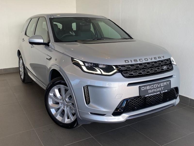 2020 Land Rover Discovery Sport SPORT 2.0i4 D SE Gauteng Johannesburg_0